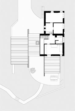 rossetti wyss architekten bauten umbau villa minusio. Black Bedroom Furniture Sets. Home Design Ideas